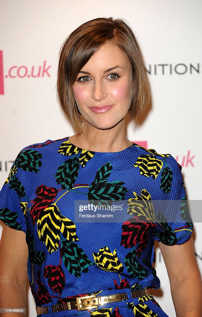 Katherine Kelly attends the launch party of very.co.uk's Definitions range at Somerset House on September 4, 2013 in London, England.