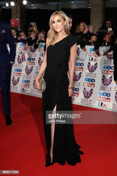 Katherine Kelly attends the Pride Of Britain Awards at Grosvenor House on October 30 2017 in London England