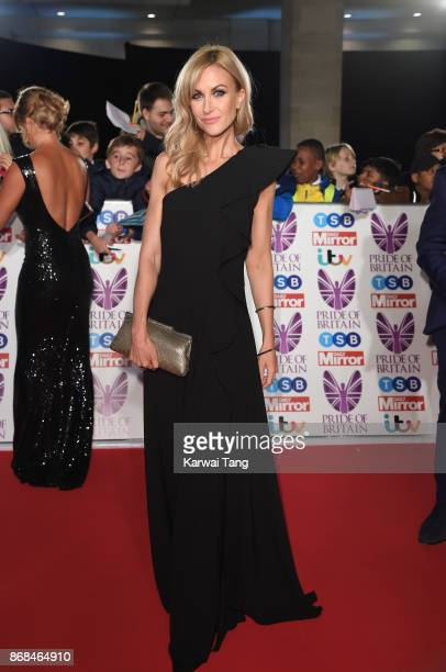 Katherine Kelly attends the Pride Of Britain Awards at the Grosvenor House on October 30 2017 in London England