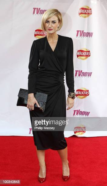 Katherine Kelly attends the TV Now Awards on May 22 2010 in Dublin Ireland
