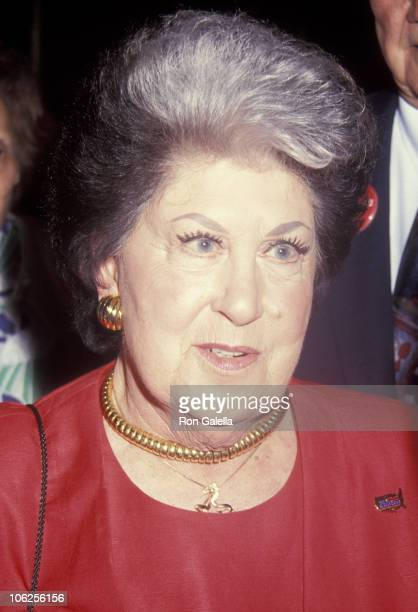 Katherine Kelly during Katherine Kelly Sighted at Intercontinental Hotel July 16 1992 at Intercontinental Hotel in New York City New York United...