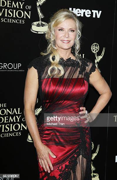 Katherine Kelly Lang arrives at the 41st Annual Daytime Emmy Awards held at The Beverly Hilton Hotel on June 22 2014 in Beverly Hills California