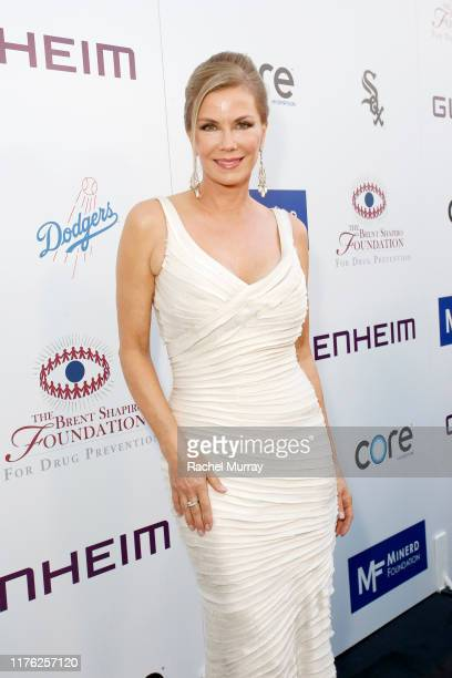Katherine Kelly Lang attends Brent Shapiro Foundation Summer Spectacular 2019 at The Beverly Hilton Hotel on September 21 2019 in Beverly Hills...