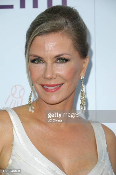 Katherine Kelly Lang attends The Brent Shapiro Foundation for Drug Prevention Summer Spectacular Gala at The Beverly Hilton Hotel on September 21...