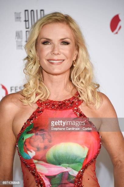 Katherine Kelly Lang attends the 'The Bold and The Beautiful' 30th Anniversary during the 57th Monte Carlo TV Festival Day 3 on June 18 2017 in...