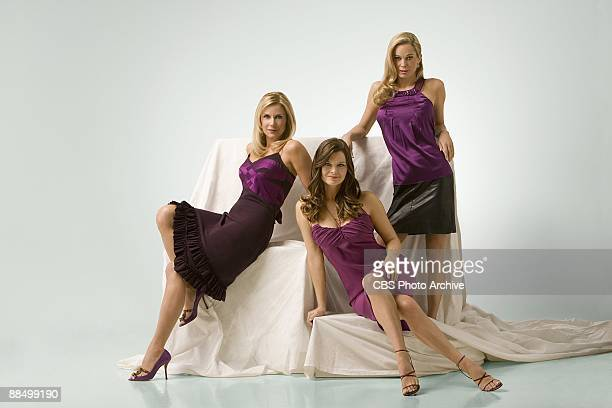 Katherine Kelly Lang Heather Tom and Jennifer Gareis stars as Brooke Logan Katie Logan and Donna Logan on the Daytime Drama The Bold And The...