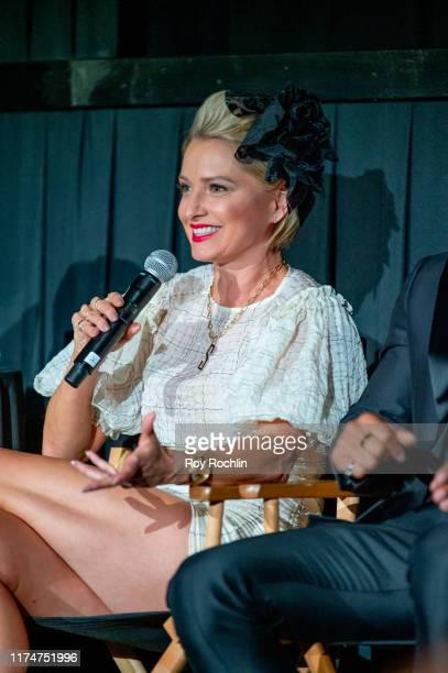 Katherine LaNasa attends the Katy Keene screening at the 2019 Tribeca TV Festival at Regal Battery Park Cinemas on September 14 2019 in New York City