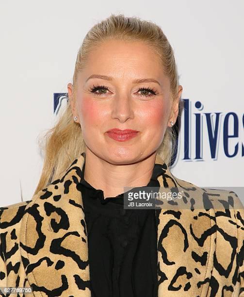 Katherine LaNasa attends the TrevorLIVE Los Angeles 2016 Fundraiser on December 04 2016 in Beverly Hills California