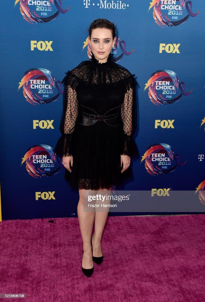 FOX's Teen Choice Awards 2018 - Arrivals : News Photo