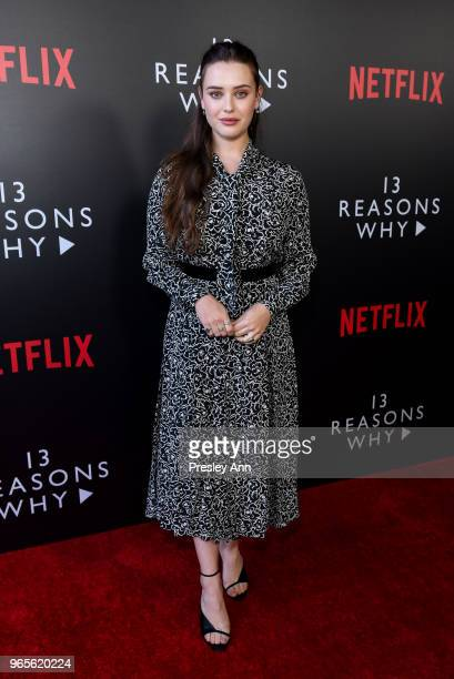 event for 13 reasons why season 2 arrivals ストックフォトと画像