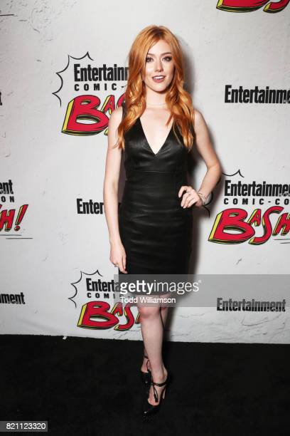Katherine McNamara at Entertainment Weekly's annual ComicCon party in celebration of ComicCon 2017 at Float at Hard Rock Hotel San Diego on July 22...
