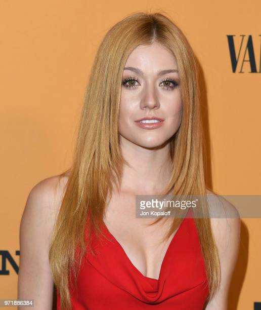 Katherine McNamara attends the premiere of Paramount Pictures' Yellowstone at Paramount Studios on June 11 2018 in Hollywood California