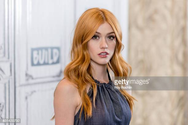 Katherine McNamara discusses Shadowhunters with the Build Series at Build Studio on August 14 2017 in New York City