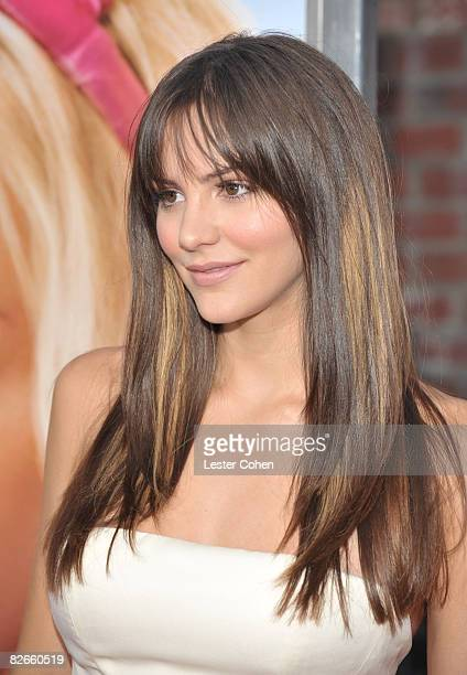 222 Katharine Mcphee House Bunny Photos And Premium High Res Pictures Getty Images