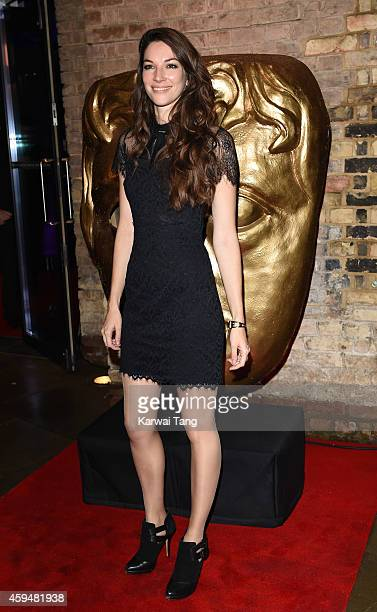 Katherine Mills attends the BAFTA Academy Children's Awards at the Roundhouse on November 23 2014 in London England