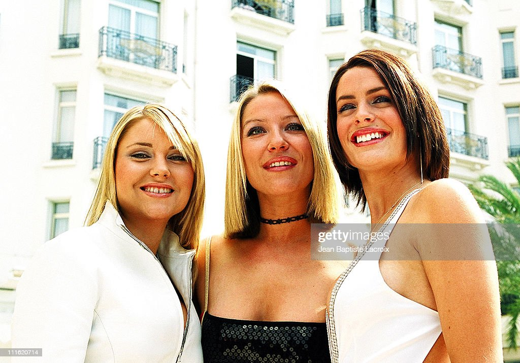 """MIPTV 2002 - """"Footballers'Wives"""" Photocall"""