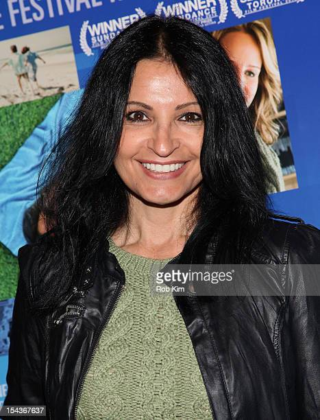 Katherine Narducci attends the The Sessions New York Screening QA at the Dolby 88 Theater on October 18 2012 in New York City