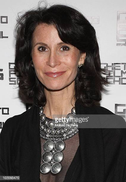 Katherine Oliver attends the 2010 Ghetto Film School Spring Benefit at the Park Cafe on June 14 2010 in New York City