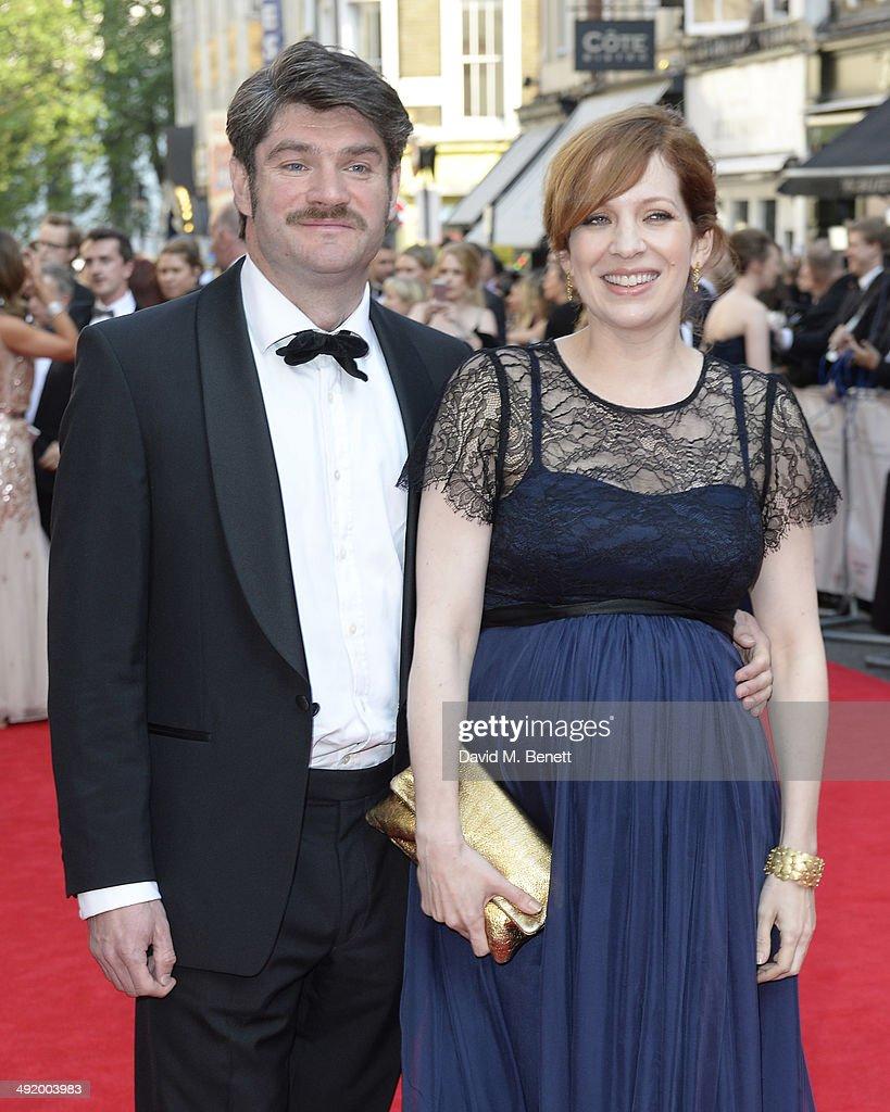 Arqiva British Academy Television Awards - Inside Arrivals
