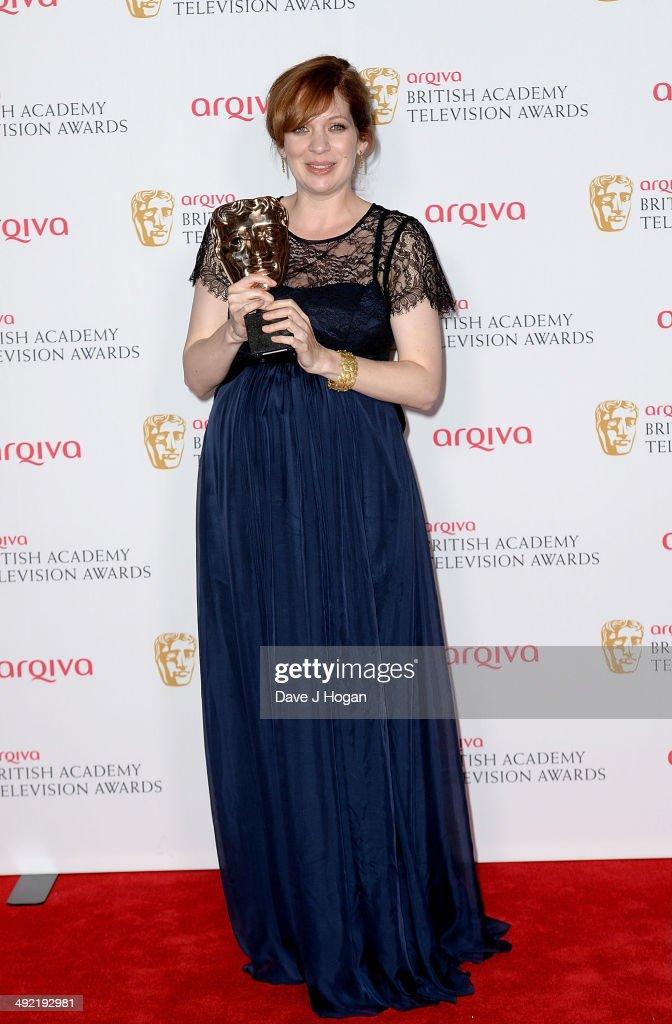 Arqiva British Academy Television Awards - Press Room