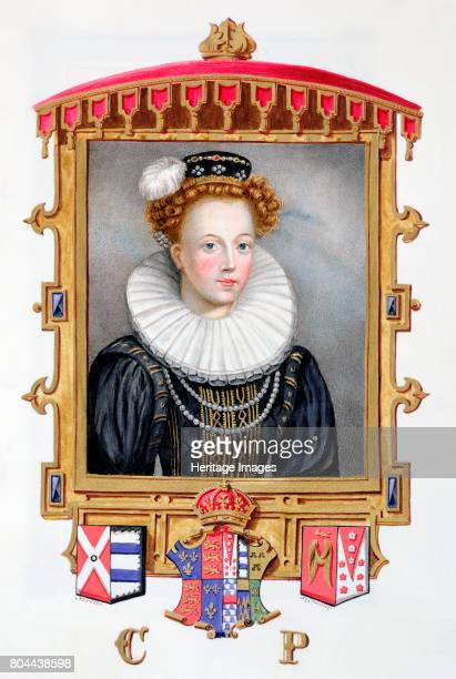 Katherine Parr sixth wife and Queen of Henry VIII Portrait of Katherine as a widow The last of Henry's six wives she outlived the king by a year and...