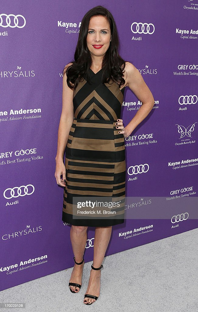 Katherine Pope attends the 12th Annual Chrysalis Butterfly Ball on June 8, 2013 in Los Angeles, California.