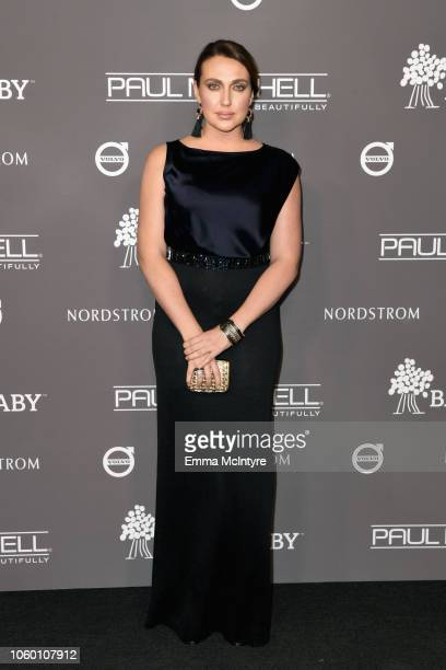 Katherine Power attends the 2018 Baby2Baby Gala Presented by Paul Mitchell at 3LABS on November 10 2018 in Culver City California