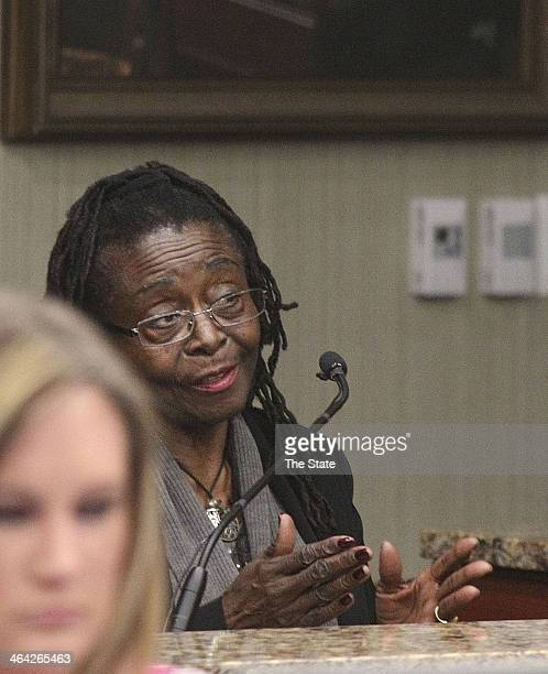 Katherine Robinson one of George Stinney's sisters testifies to what she remembers from the day of his arrest The 70yearold case of George Stinney...