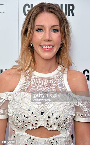 Katherine Ryan attends the Glamour Women Of The Year Awards at Berkeley Square Gardens on June 7 2016 in London England
