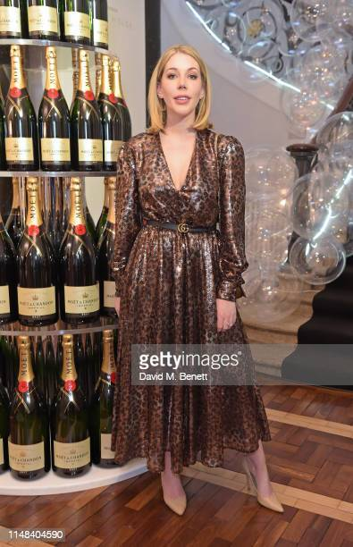 Katherine Ryan attends the Moet Summer House opening night on June 6 2019 in London England
