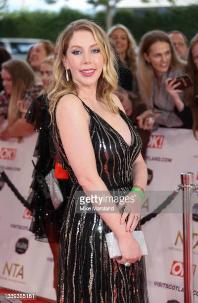 Katherine Ryan attends the National Television Awards 2021 at The O2 Arena on September 09, 2021 in London, England.