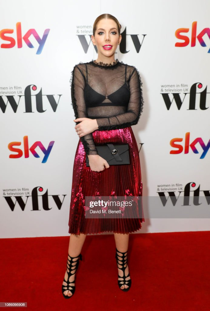 Katherine Ryan attends the Sky Women in Film and Television