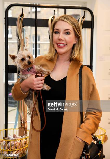 Katherine Ryan attends the Wild At Heart Foundation's 'I Believe In Dog' pop up launch in Seven Dials on June 5 2019 in London England