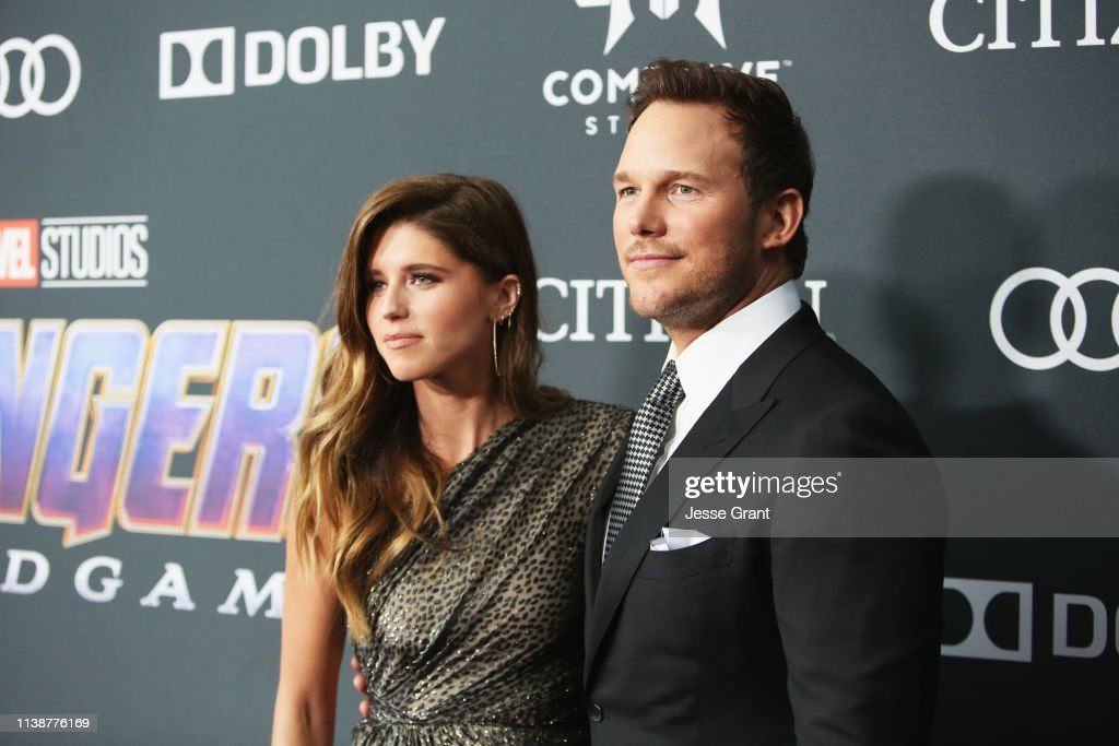 "CA: Los Angeles World Premiere Of Marvel Studios' ""Avengers: Endgame"""
