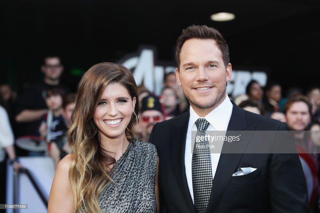 "Los Angeles World Premiere Of Marvel Studios' ""Avengers: Endgame"" : News Photo"