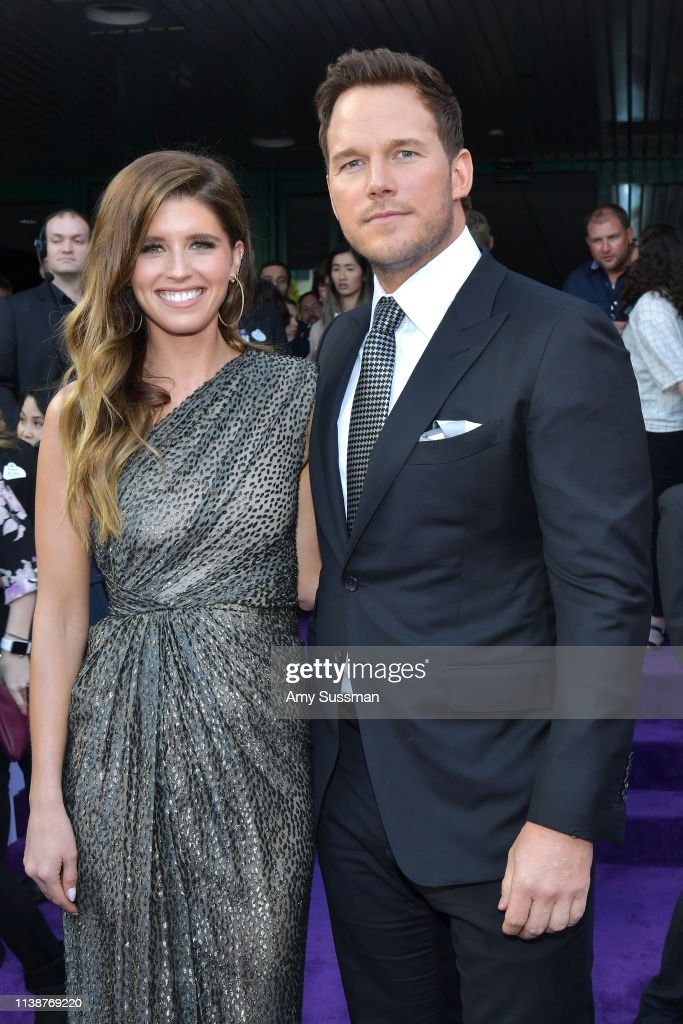 "World Premiere Of Walt Disney Studios Motion Pictures ""Avengers: Endgame"" - Red Carpet : News Photo"