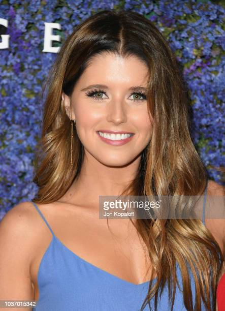 Katherine Schwarzenegger attends Caruso's Palisades Village Opening Gala at Palisades Village on September 20 2018 in Pacific Palisades California