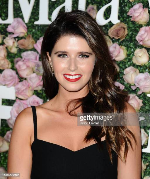 Katherine Schwarzenegger attends Max Mara and Vanity Fair's celebration of Women In Film's Face of the Future Award recipient Zoey Deutch at Chateau...
