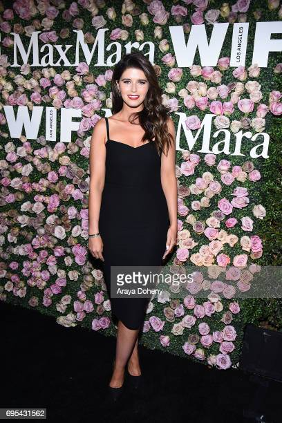 Katherine Schwarzenegger attends the Max Mara Celebrates Zoey Deutch As The 2017 Women In Film Max Mara Face Of The Future Award Recipient event at...