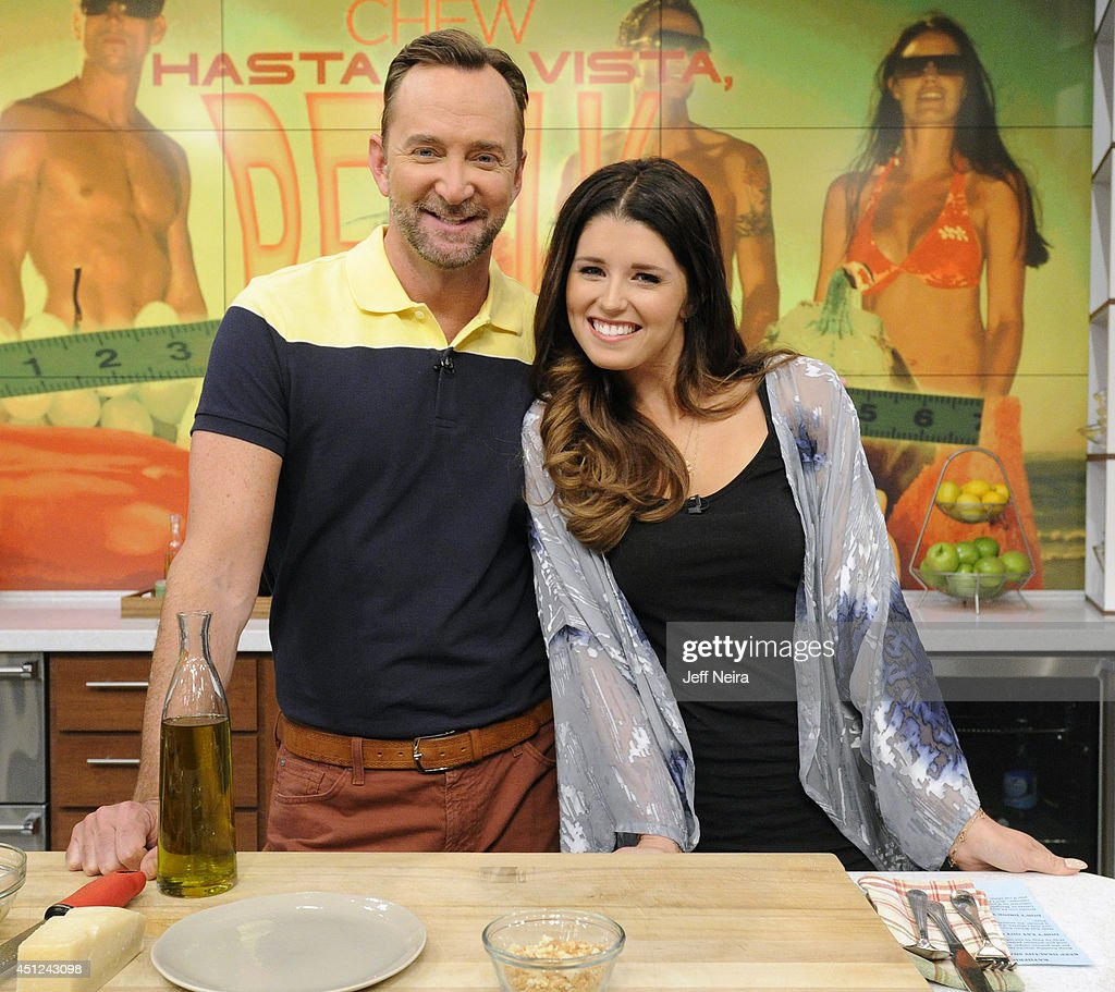 THE CHEW - Katherine Schwarzenegger is the guest co-host on ABC's 'The Chew,' airing Monday, June 30, 2014. 'The Chew' airs MONDAY - FRIDAY (1-2pm, ET) on the ABC Television Network.