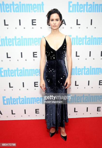 Katherine Waterson attends 'Alien Covenant' Special Screening at Entertainment Weekly on May 15 2017 in New York City