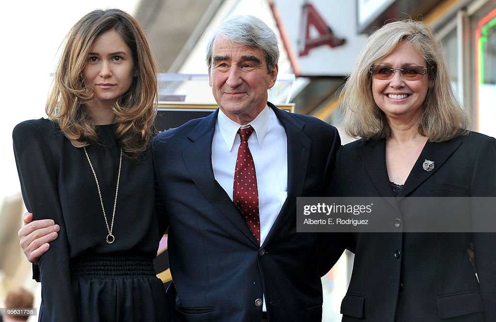 Sam Waterson Honored On The Hollywood Walk Of Fame : News Photo