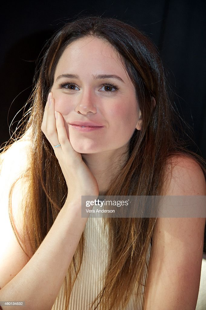 """""""Inherent Vice"""" Press Conference : News Photo"""