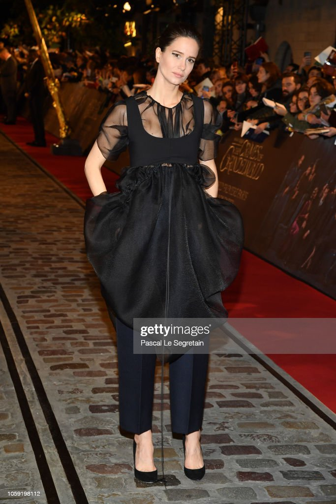 """""""Fantastic Beasts: The Crimes Of Grindelwald"""" World Premiere At UCG Bercy In Paris : News Photo"""