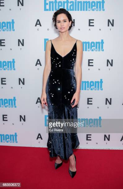 Katherine Waterston attends the 'Alien Covenant' special screening at Entertainment Weekly on May 15 2017 in New York City