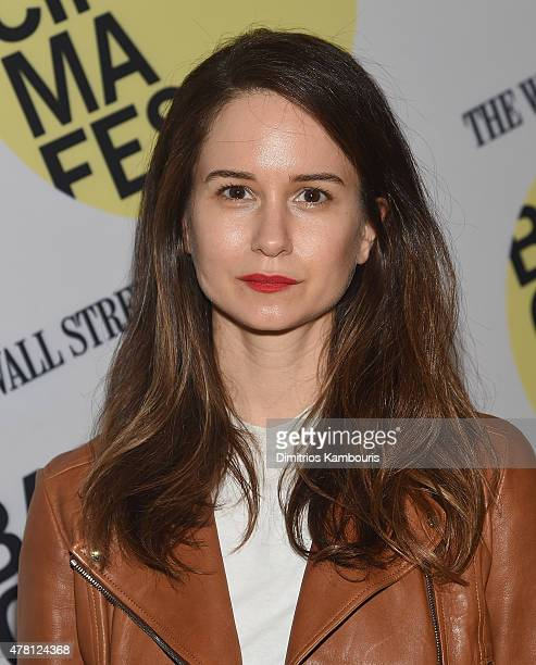Katherine Waterston attends the 'Queen Of Earth' Premiere BAMcinemaFest 2015 at BAM Peter Jay Sharp Building on June 22 2015 in New York City