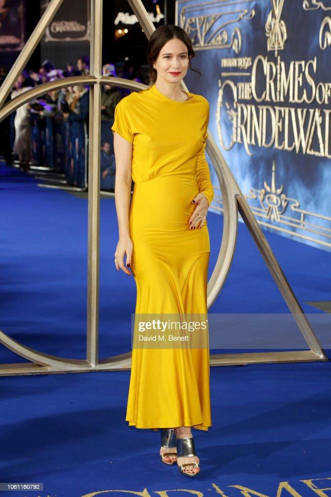 """Fantastic Beasts: The Crimes Of Grindelwald"" UK Premiere - VIP Arrivals : News Photo"
