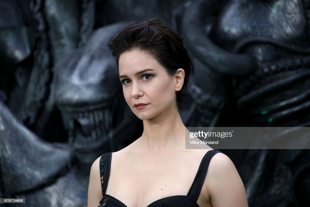 """Alien: Covenant"" - World Premiere - Red Carpet Arrivals : News Photo"