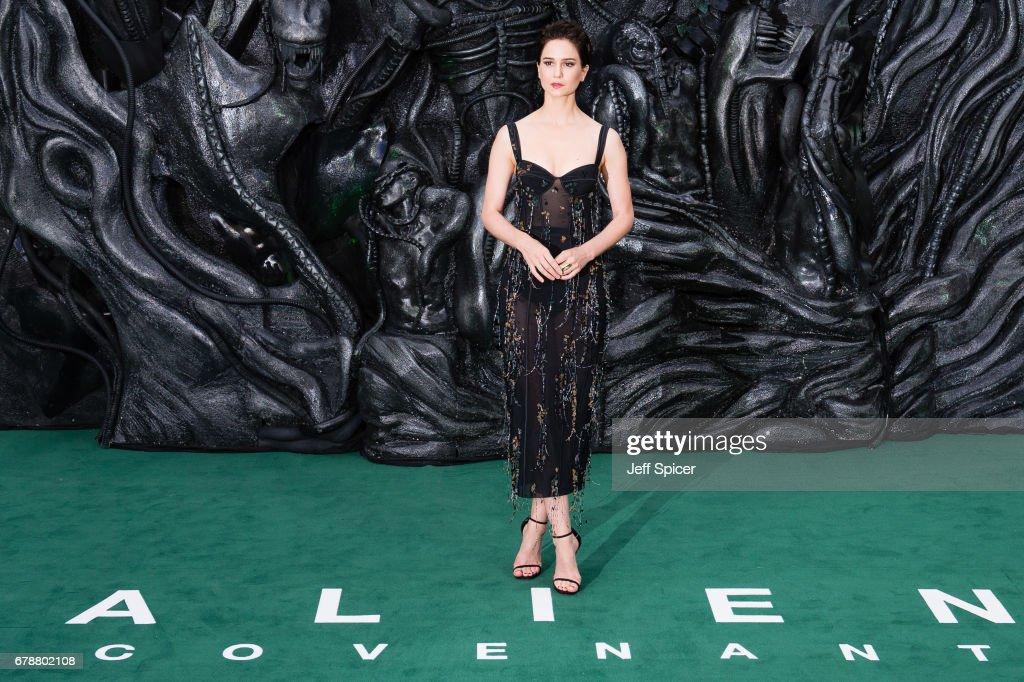 """""""Alien: Covenant"""" - World Premiere - Red Carpet Arrivals : News Photo"""