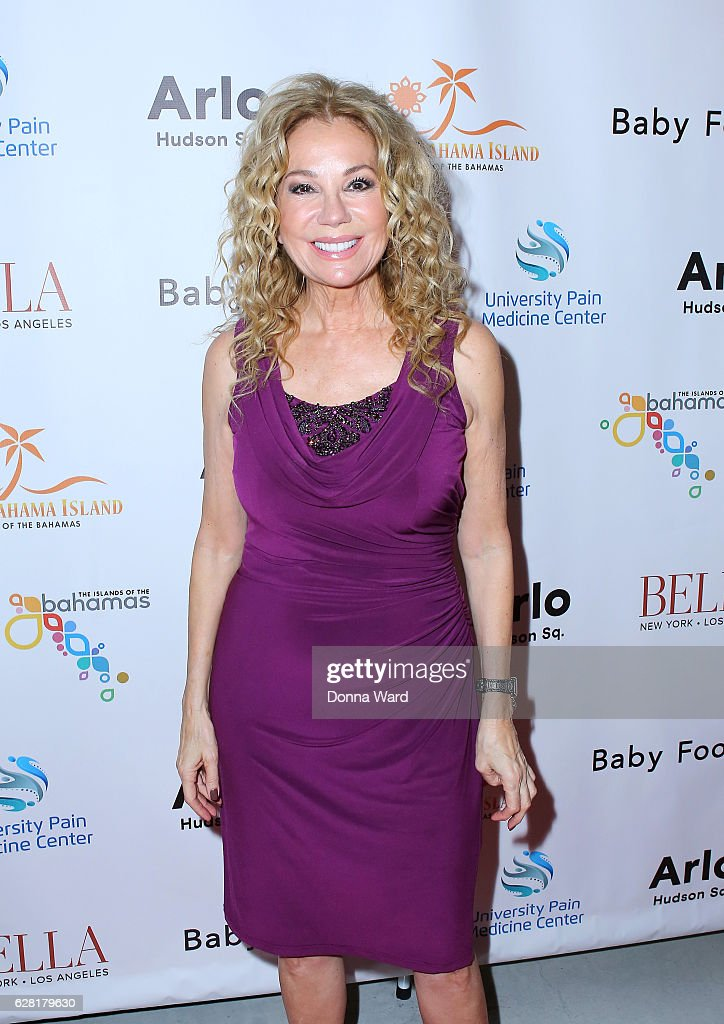 Kathie Lee Gifford appears to celebrate the BELLA New York Holiday Issue Cover Party and Holiday Shopping Event on December 6, 2016 in New York City.